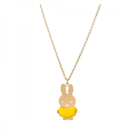 Miffy Necklace yellow_4397_TT2002T17