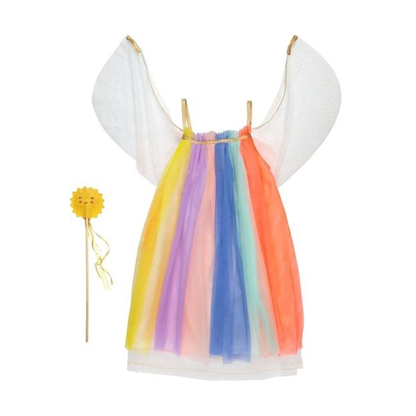 Rainbow Girl Dress Up 5-6 Years_ME0920
