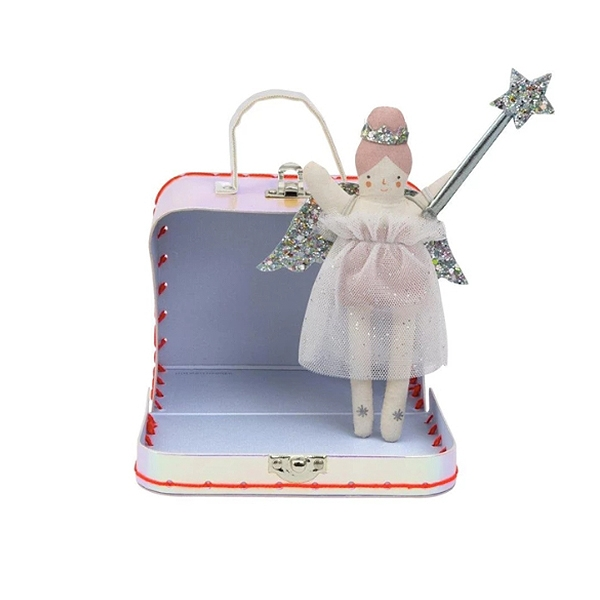 Evie Mini Suitcase Doll_ME8141