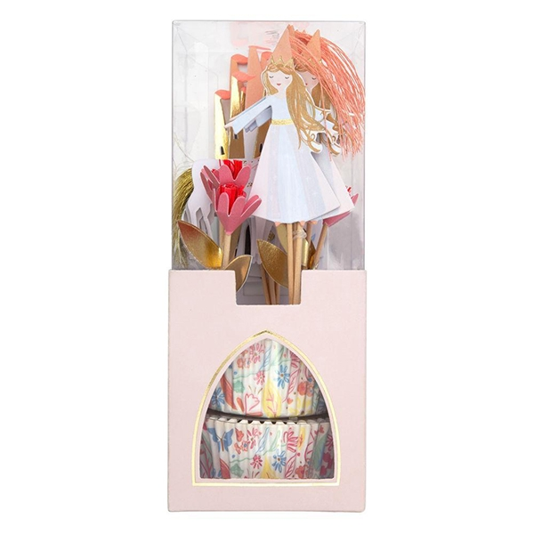 Magical Princess Cupcake Kit(12개 세트)_ME186586