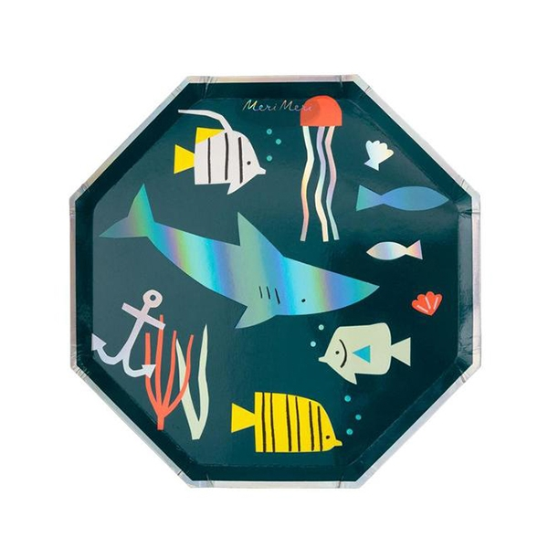 Under The Sea Side Plates(8개 세트)_ME193218