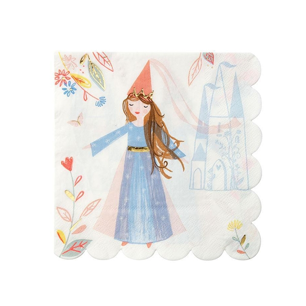 Magical Princess Large Napkins(16개 세트) _ME186568