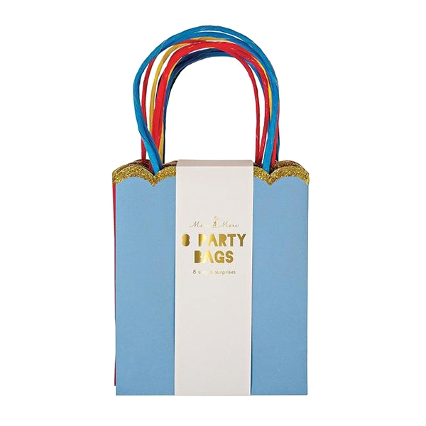Happy Birthday Party Bags(8개 세트) - pack of 8_ME133210