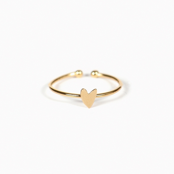 Golden Heart Ring_TT2103T215