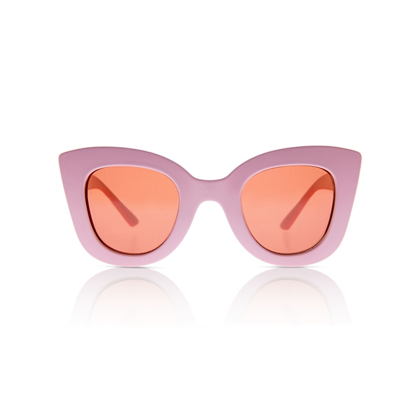 Cat Cat Sunglasses-Matte Rose _SDCCMR02T16