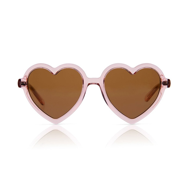 Lola Sunglasses-Bio Transparent Rose_SDLBTR10T16