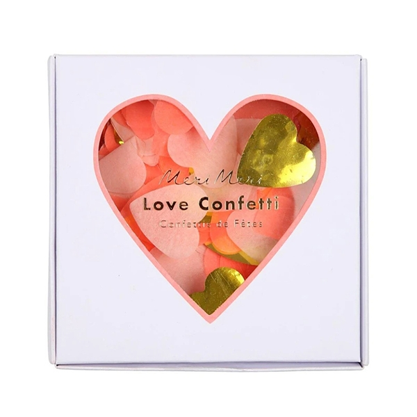 Heart Confetti Box _ME167077