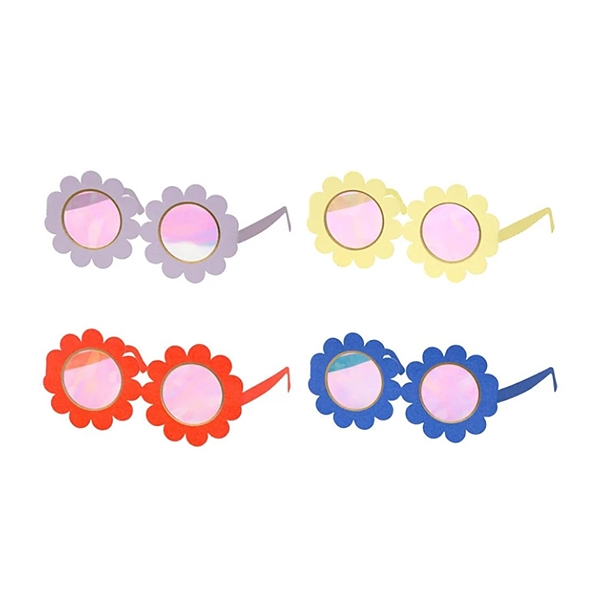 Flower Wearable Glasses (12개 세트)_ME193209