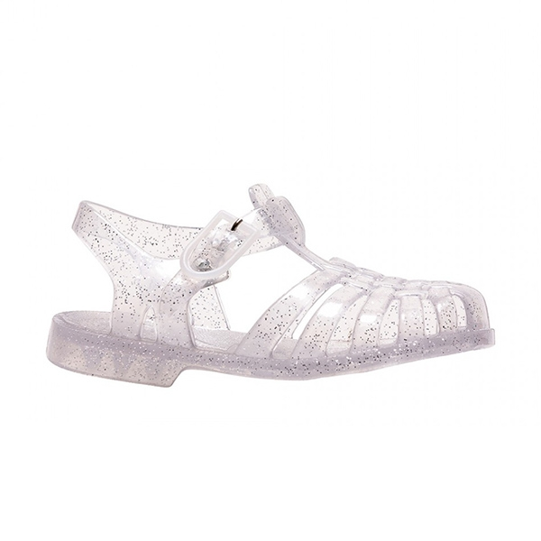 Sun Woman Sandal - ARGENT PAILLETE_MD607829