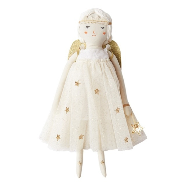White Tulle Fairy Doll_ME178813