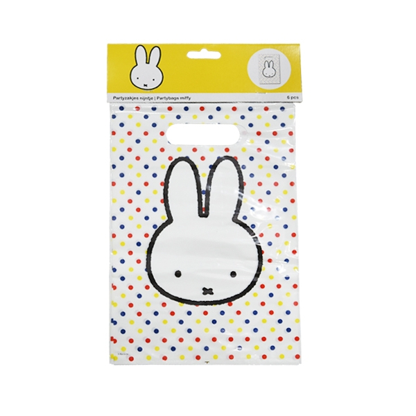 Miffy Partybags (6개 세트)_HM43633101T13