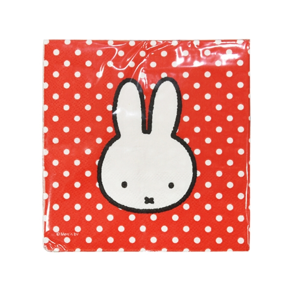 Miffy Napkins (20개 세트)_HM43636104T13