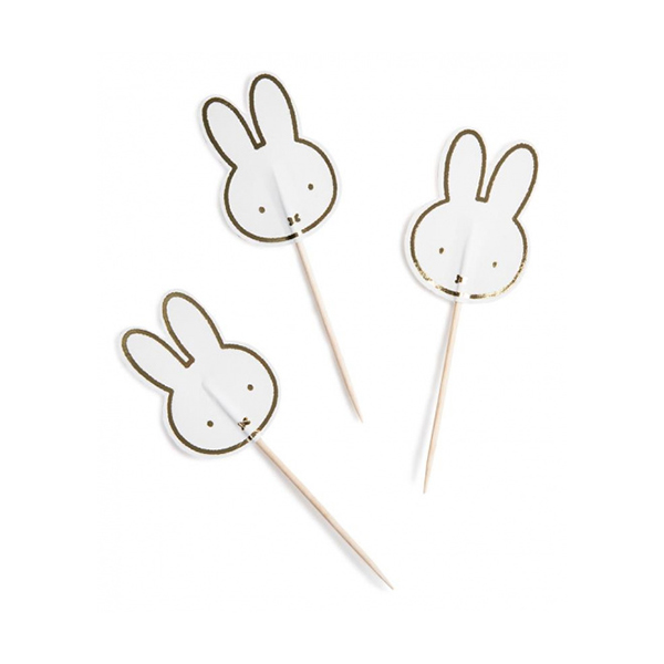 Miffy Party picks (8개 세트)_HM43910205T13