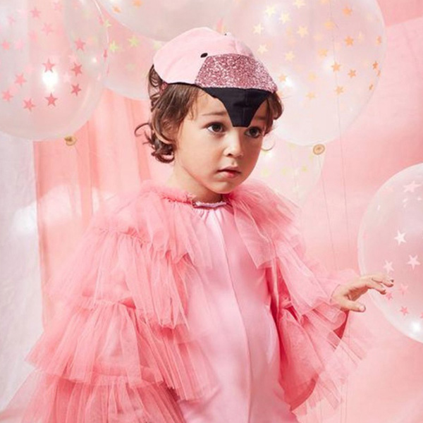Flamingo Cape Dress Up_ME188512
