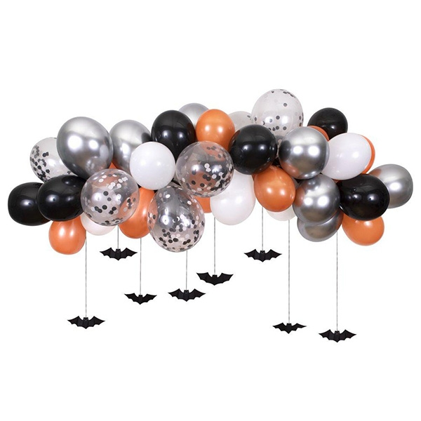 Halloween Balloon Garland Kit (40개 세트)_ME208558
