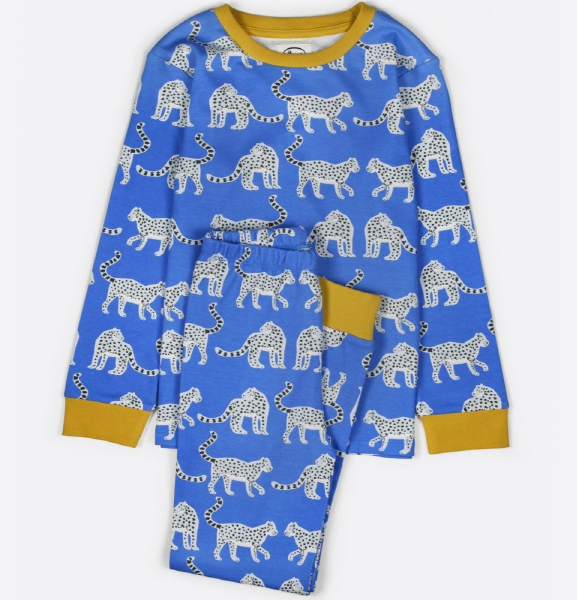 Anorak Snow Leopards Kids Pyjamas