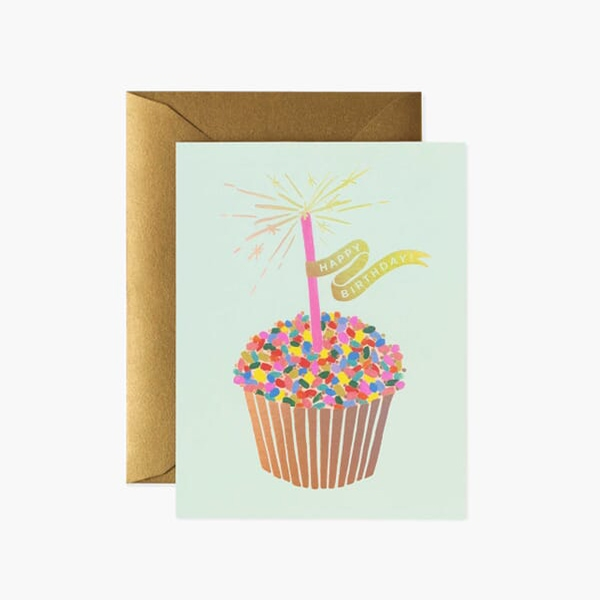 Cupcake Birthday Card_RPGCB051
