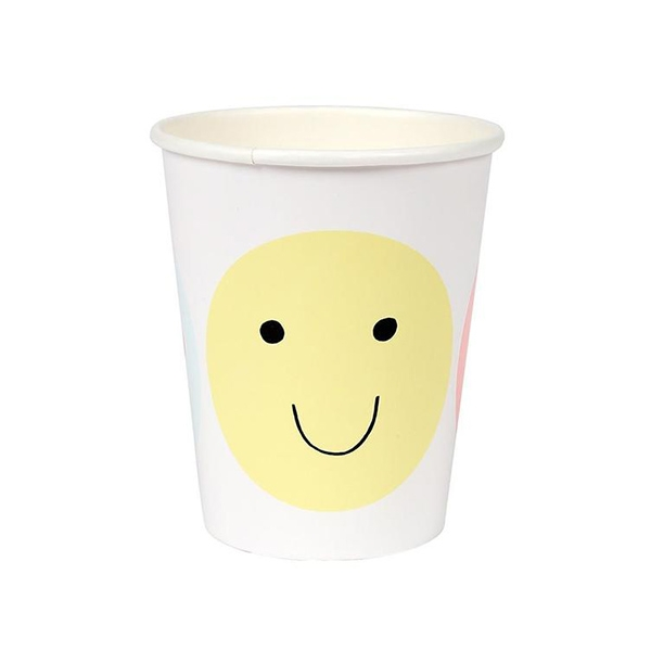 Emoji Party Cups(12개 세트)_ME171631
