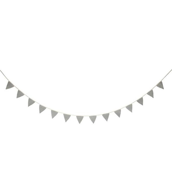 Silver Knitted Garland_ME164899