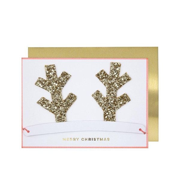 Antlers Christmas Crown Card(봉투 포함)_ME196404