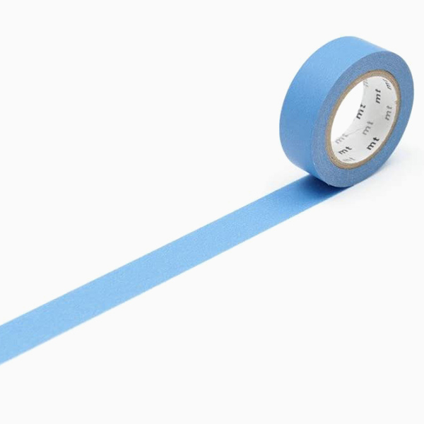 MT Masking Tape Basic Blue_MT01P183(1.5cm)