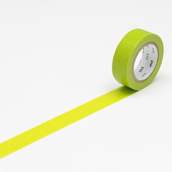 MT Masking Tape Basic Sapling_MT01P189(1.5cm)