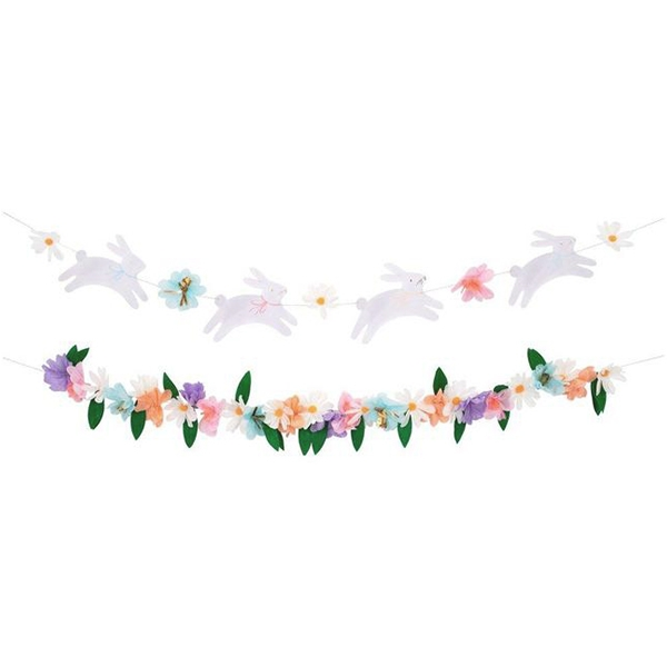Easter bunny garland_ME1010RV
