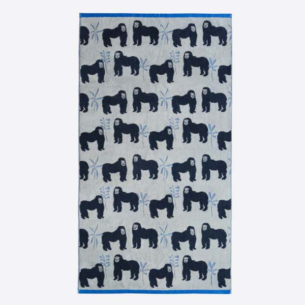 Gorillas Organic Cotton Towels