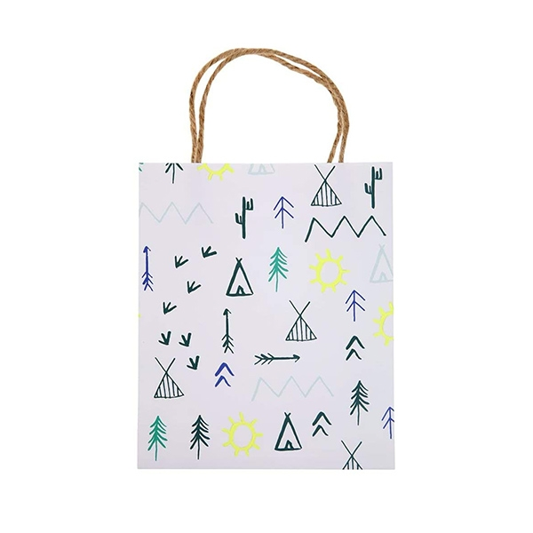 Let's Explore Small Gift Bags(8개 세트)_ME156313