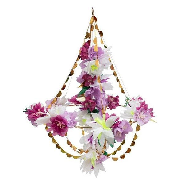 Lilac Blossom Chandelier_ME188827