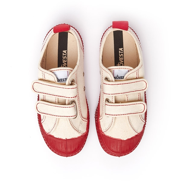 STAR MASTER KID VELCRO_NKSS21RED