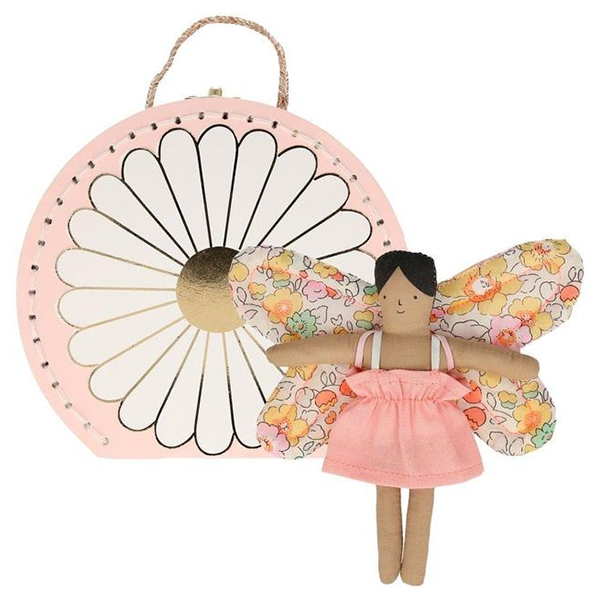 Butterfly Daisy Mini Suitcase Doll_ME204967